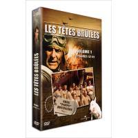 Les Têtes brulées - Coffret 4 DVD - Volume 1
