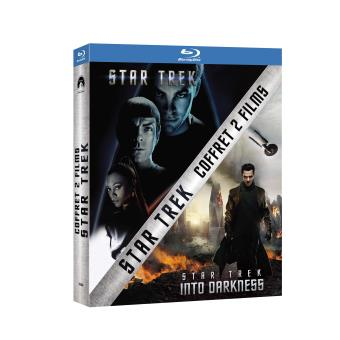 Star TrekStar Trek - Star Trek Into Darkness Coffret 2 Blu-Ray