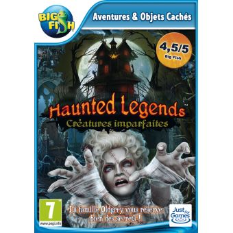 Haunted Legends : Créatures Imparfaites PC