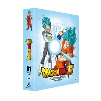 Dragon Ball SuperDragon Ball Super L'intégrale Box 1 Blu-ray