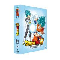 Dragon Ball Super L'intégrale Box 1 Blu-ray