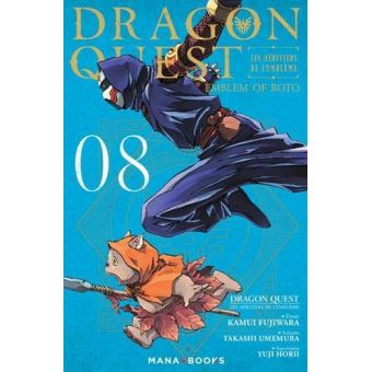 Dragon questDragon Quest - Les Héritiers de l'Emblème