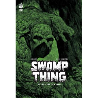 Swamp thingLa légende