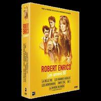 Coffret Robert Enrico Les Années 60 Edition Limitée DVD
