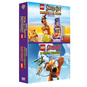 Scooby DooCoffret Lego Scooby-Doo ! DVD