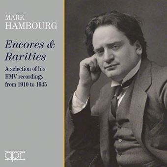 Encores & rarities/enregistrements hmv 1910 1935