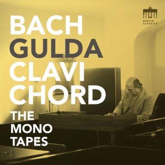 BACH GULDA CLAVICHORD