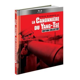 La canonnière du Yang-Tsé Digibook Blu-ray