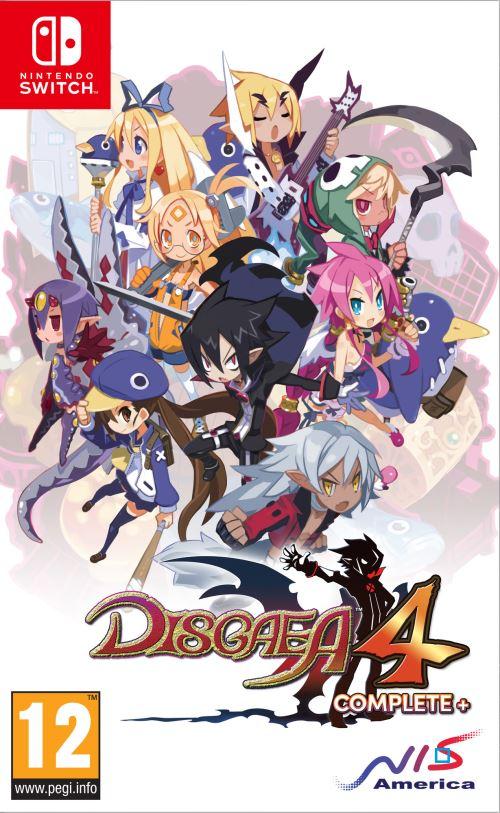 Disgaea 4 Complete+ Nintendo Switch