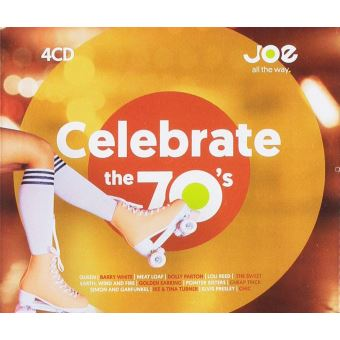 Joe – Celebrate the 70 S/4CD