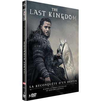The Last KingdomThe Last Kingdom Saison 2 DVD