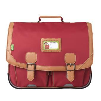 cartable tann 39 s classic rouge 41 cm cartable sac dos primaire achat prix fnac. Black Bedroom Furniture Sets. Home Design Ideas