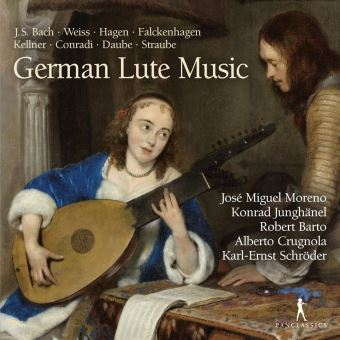 GERMAN LUTE MUSIC