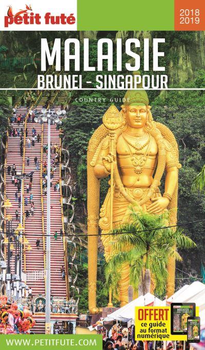 Malaisie brunei - singapour 2018-2019 petit fute + offre num
