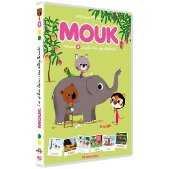 MoukVolume 4 : Le plus beau des éléphants DVD
