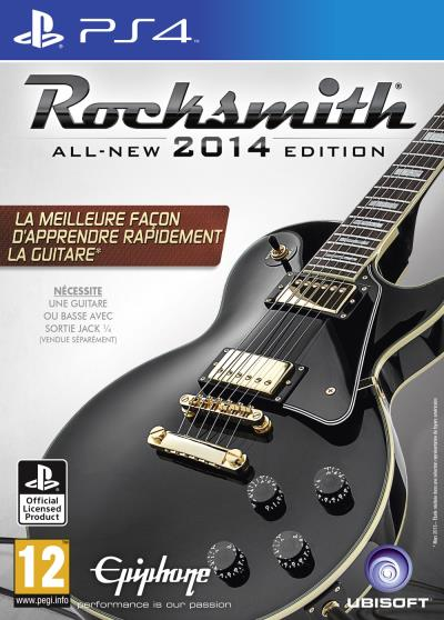 Rocksmith 2014 + Câble PS4 - PlayStation 4