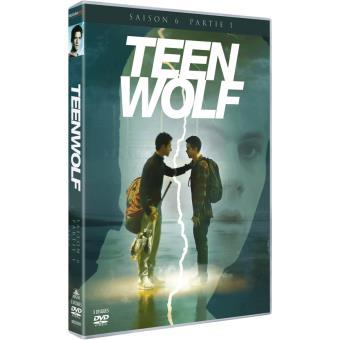 Teen WolfTeen Wolf Saison 6 Partie 1 DVD