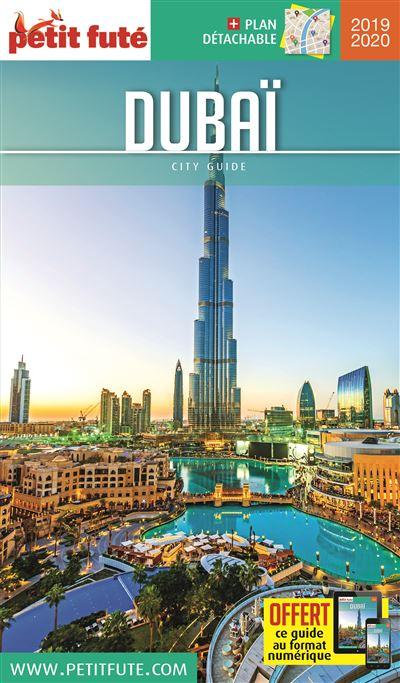 Dubaï 2019 petit fute offre num + plan