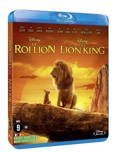 Le Roi Lion [Disney - 2019] - Page 34 Le-Roi-Lion-Blu-ray