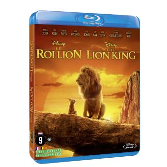 Le Roi lionThe Lion King-BIL-BLURAY
