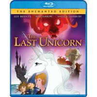 Ition 2pc w/dvd/last unicorn the enchanted ed/gb/ws