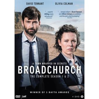 Broadchurch box - S1-2