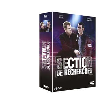 Section de recherchesCoffret Section de recherche Saisons 10 à 12 DVD