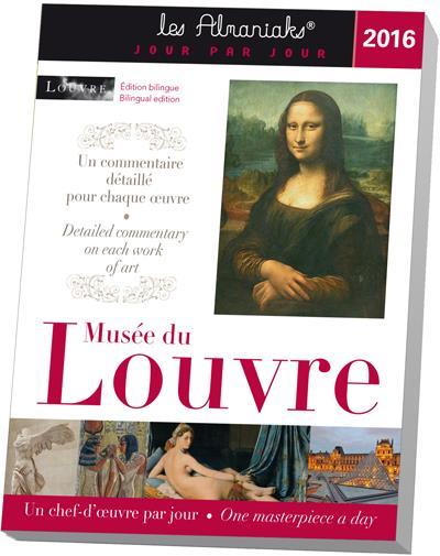 Almaniak musee du louvre 2016