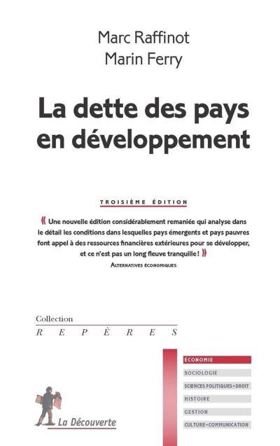 La dette des pays en développement - 9782348044212 - 7,49 €