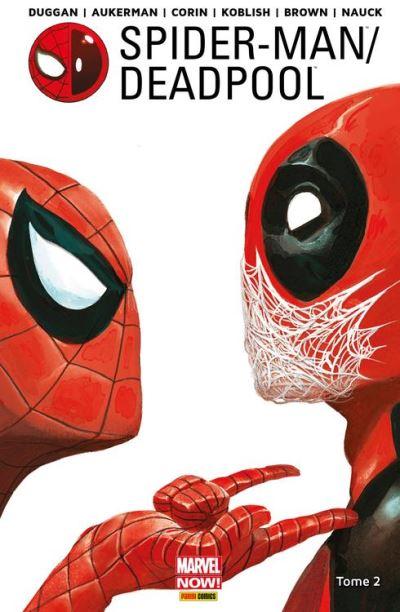 Spider-Man/Deadpool (2016) T02 - Chaos sur la convention - 9782809472127 - 9,99 €