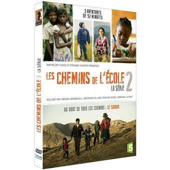 Les chemins de l'écoleLes chemins de l'école Volume 2 DVD