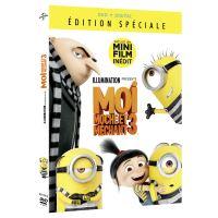 Moi, moche et méchant 3 DVD