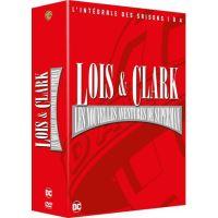 Coffret Loïs et Clark, les nouvelles aventures de Superman L'Intégrale Saisons 1 à 4 DVD