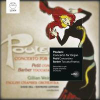 Concerto pour orgue : Concertino - Toccata Festiva