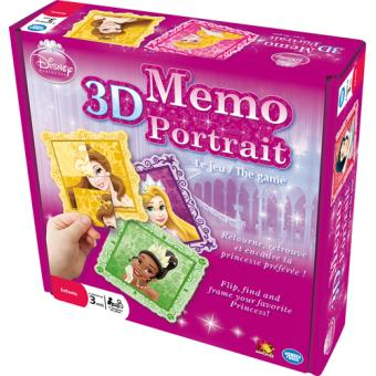 ASMODEE FND 3D MEMO PORTRAITS