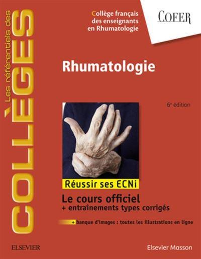 Rhumatologie - Réussir les ECNi - 9782294760600 - 36,39 €