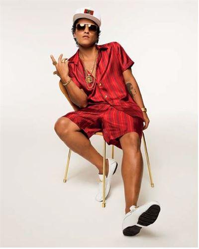 Bruno Mars Presents : 24K Magic - Live at the Apollo
