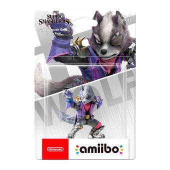 Amiibo Wolf Single Characteur