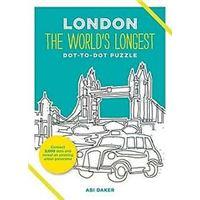 The World longest Dot-to-Dot Puzzle: London