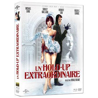 Un hold-up extraordinaire Combo Blu-ray DVD