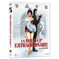 Un hold-up extraordinaire Combo Blu-ray DVD