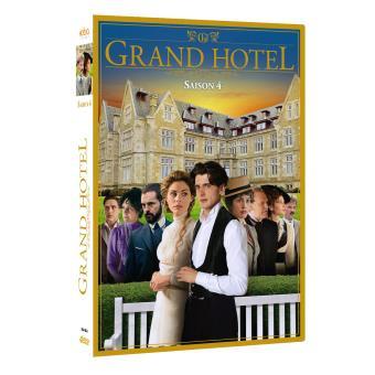 Grand HotelGrand Hôtel Saison 4 DVD