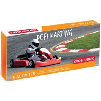 Cadeaubox FR Defi Karting