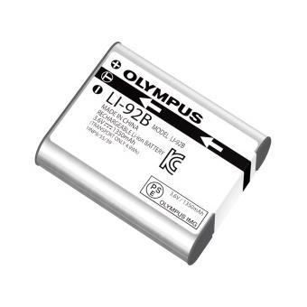 Olympus Batterie LI-92B pour Olympus Tough TG3, Tough TG4, Stylus SH-1 et Stylus SH-2