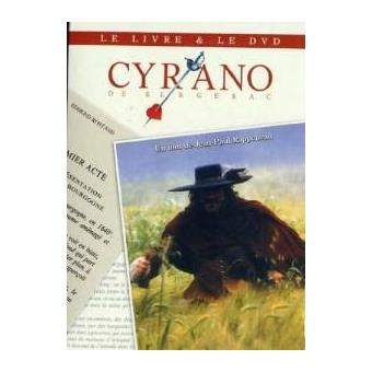 cyrano de bergerac coffret dvd zone 2 achat prix. Black Bedroom Furniture Sets. Home Design Ideas