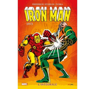Iron-man integrale t08 1973