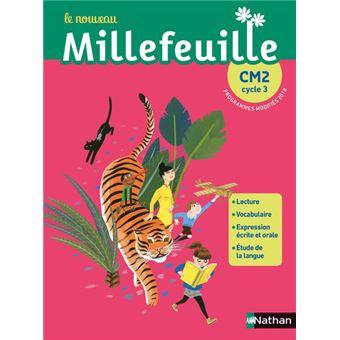 Le Nouveau Millefeuille Manuel Cm2 2019