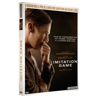 Imitation Game DVD