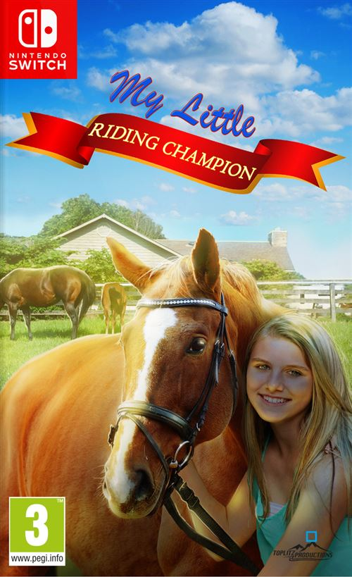 My Little Riding Champion Nintendo Switch