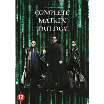 The Complete Matrix Trilogy  VN